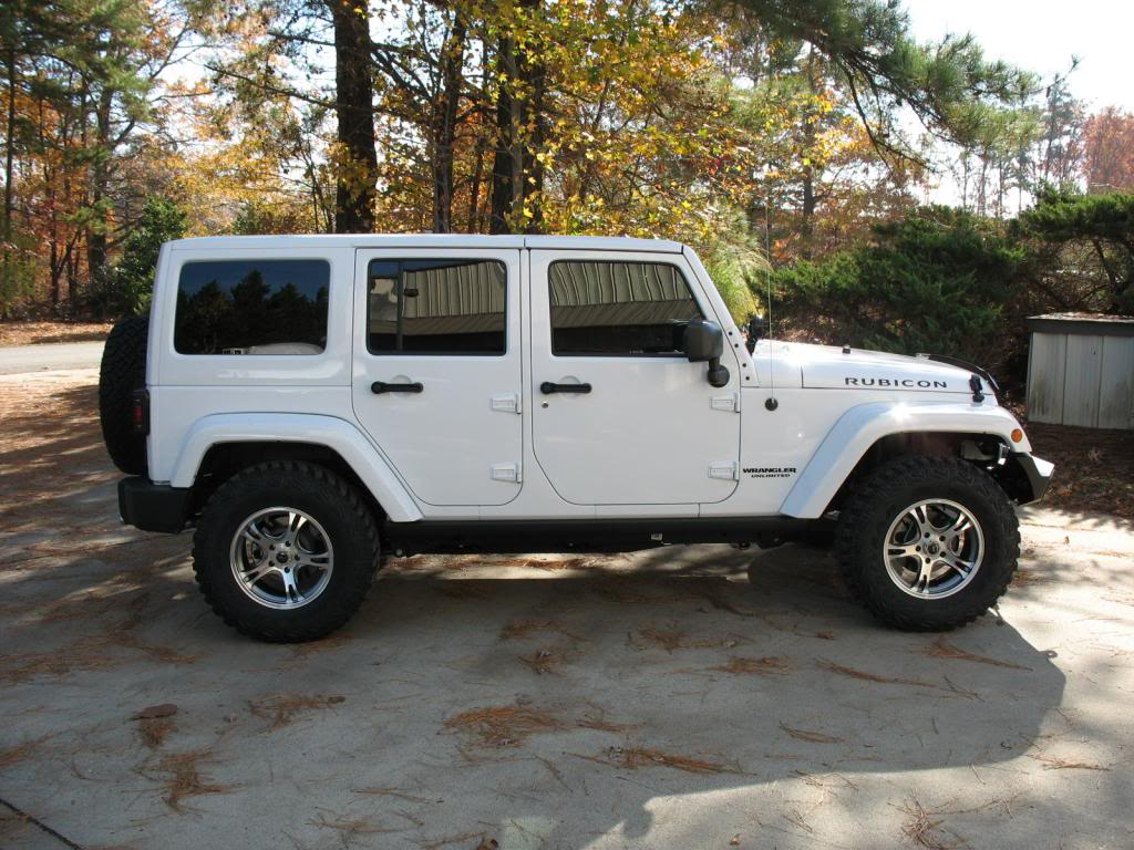 White-jeep
