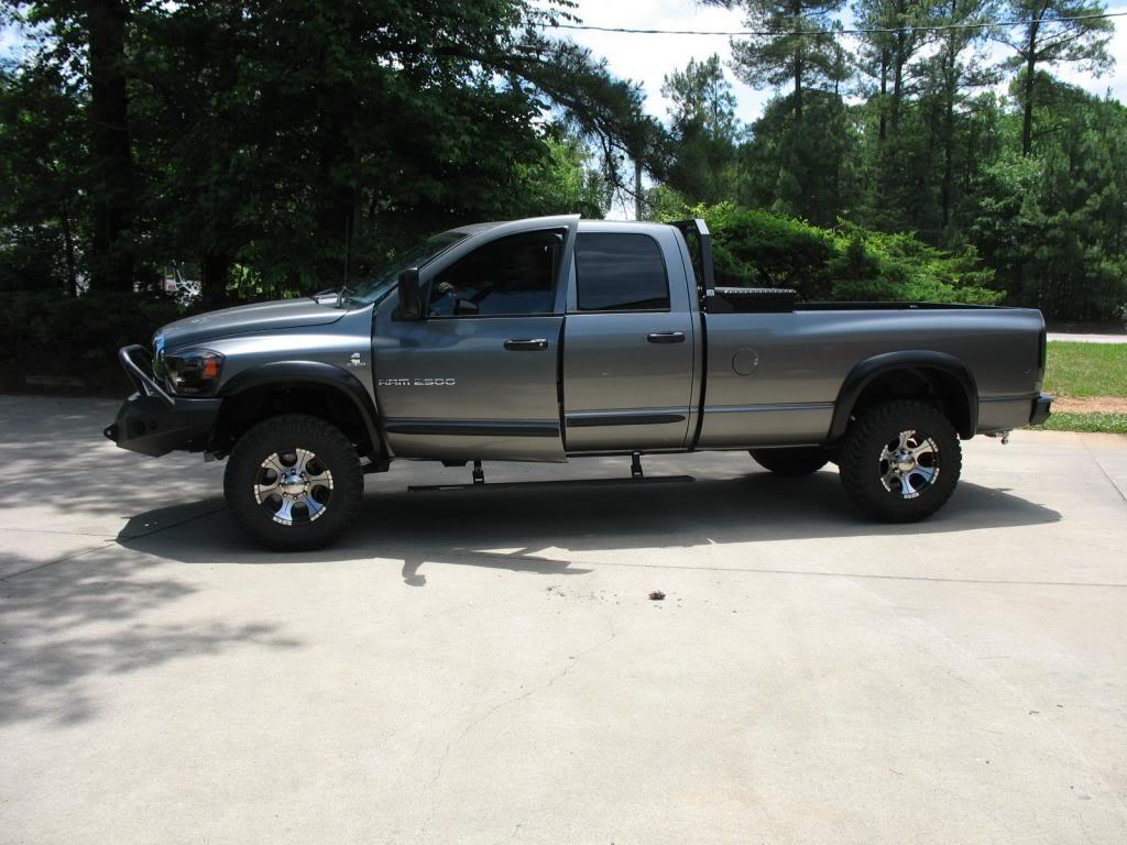 Grey-truck