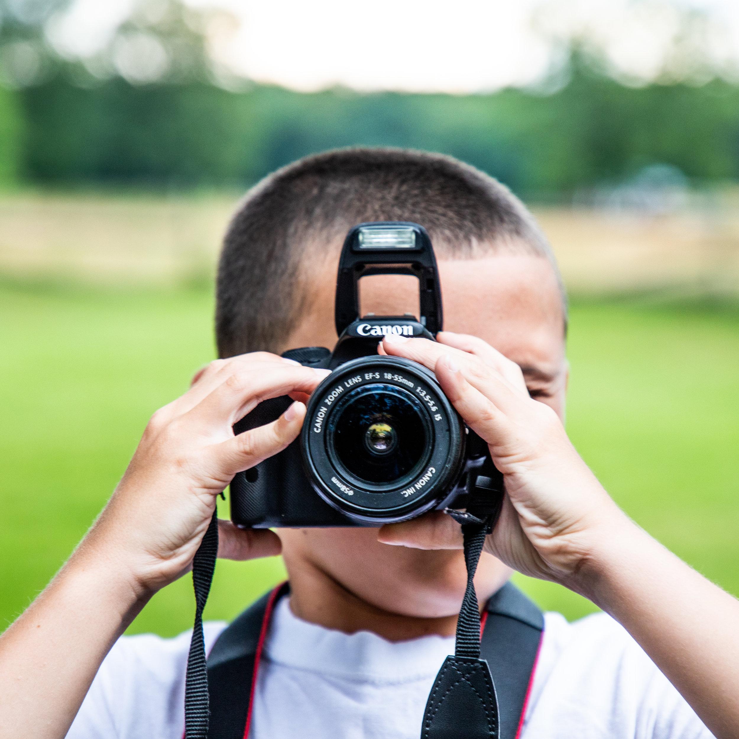 Photo Kids Test Meet-Up