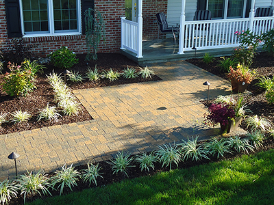 Expert landscaping pavers in Lebanon County, PA