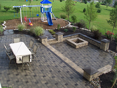 Experienced landscaping pavers in Schuylkill County, PA