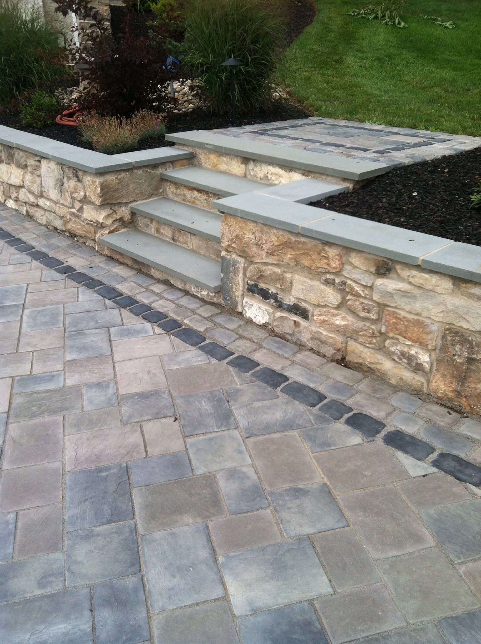 Professional landscaping pavers in Schuylkill County, PA