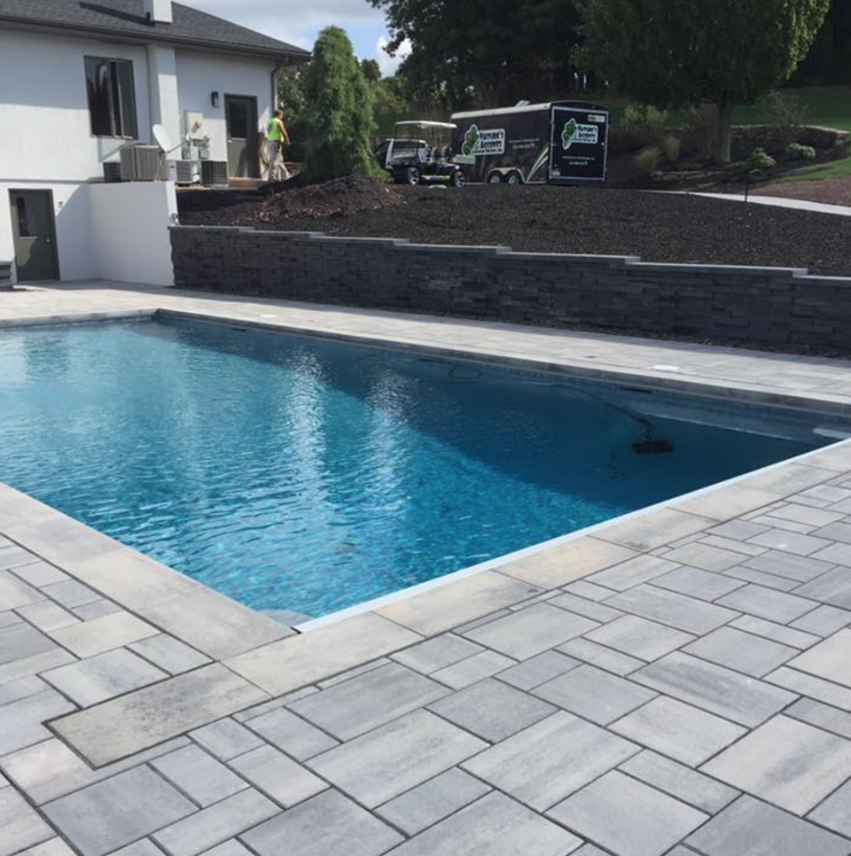 Top landscape contractor in Allentown, PA