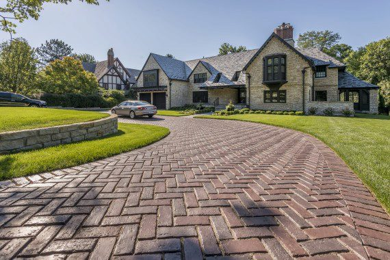 Concrete Paver Driveway Vs Asphalt: Which Is Right For Your Wayne Township, PA Front Yard?