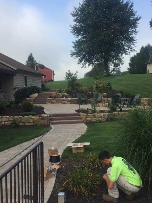 Lawn maintenance services, including lawn care in Lebanon, PA