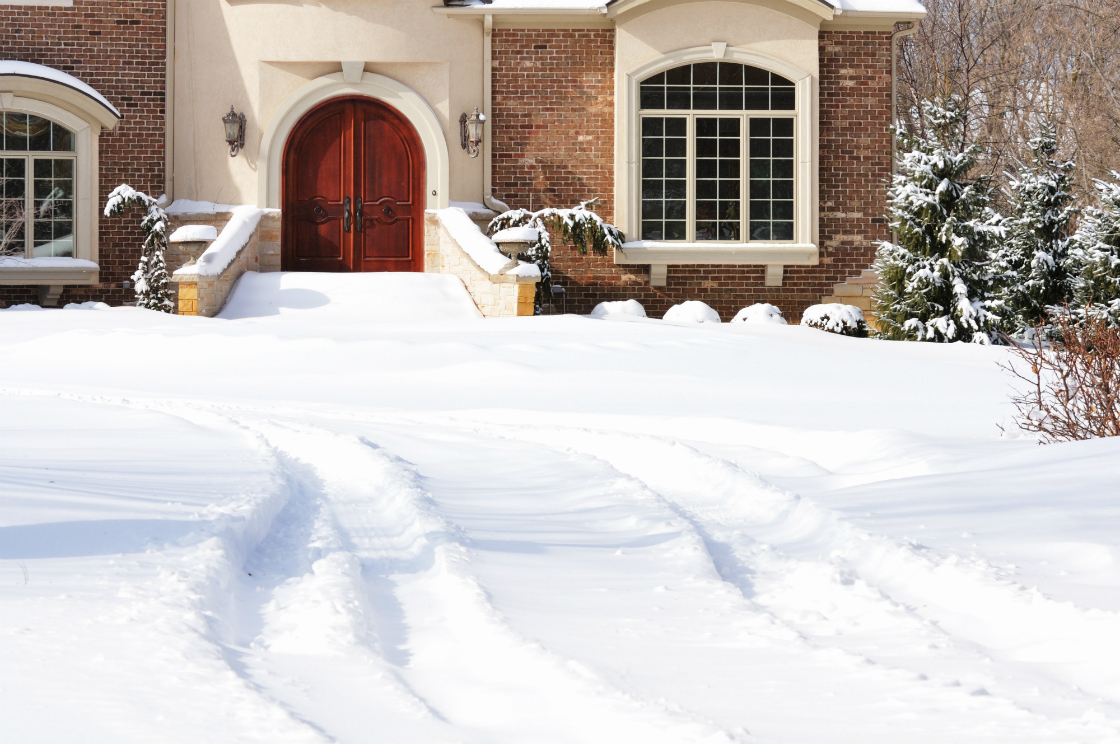 Retain Year-Round Curb Appeal with these Winter Landscaping Ideas for Front Yards in Wayne, PA