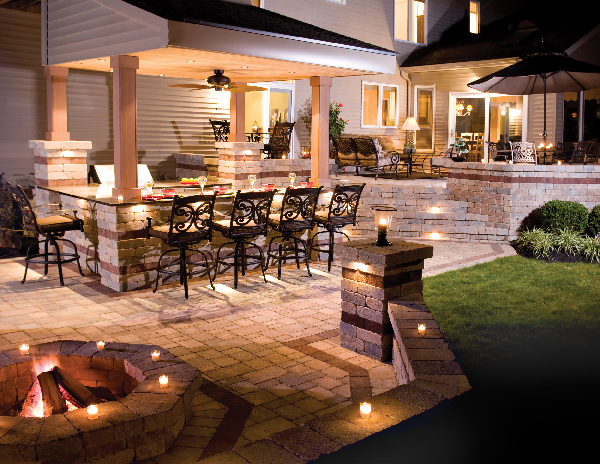 Perfect Outdoor Lighting Solutions for Outdoor Dining Areas in Lebanon, PA