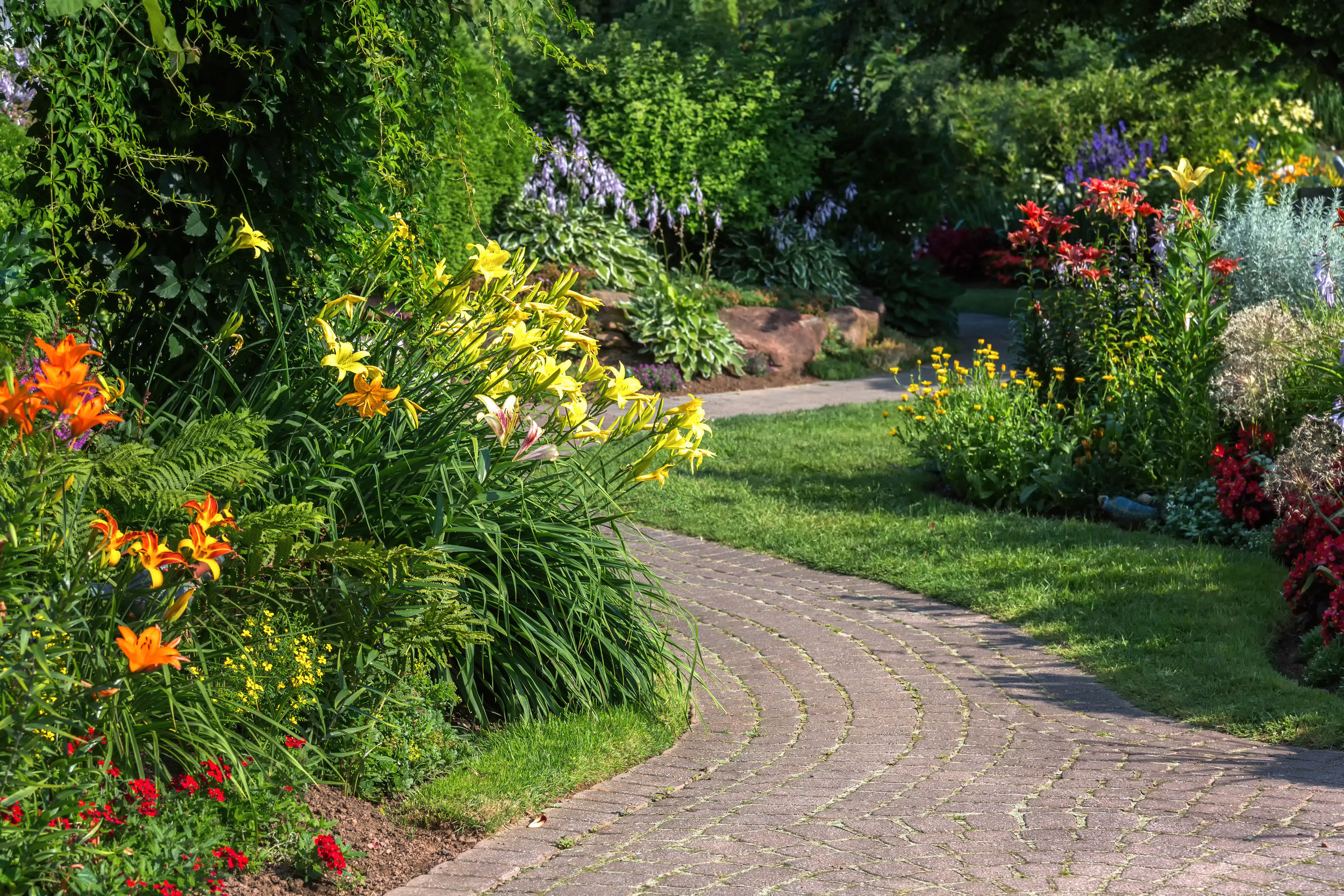 Landscape Maintenance: Top 4 Benefits of Flower Bed Care and Management