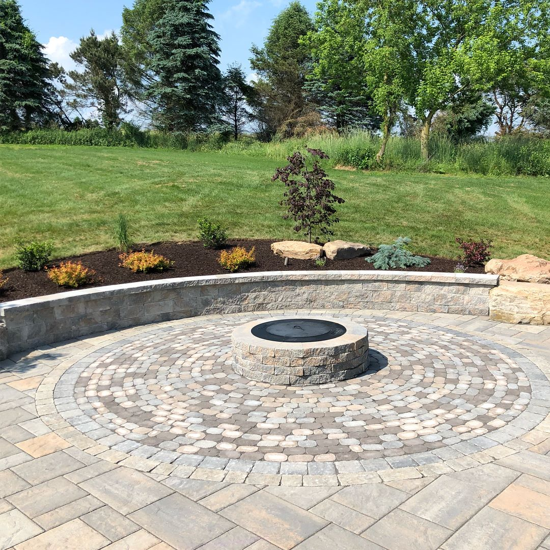 Landscape Contractor's Tips for Creating a Beautiful Outdoor Fire Pit Area in Berks County, PA