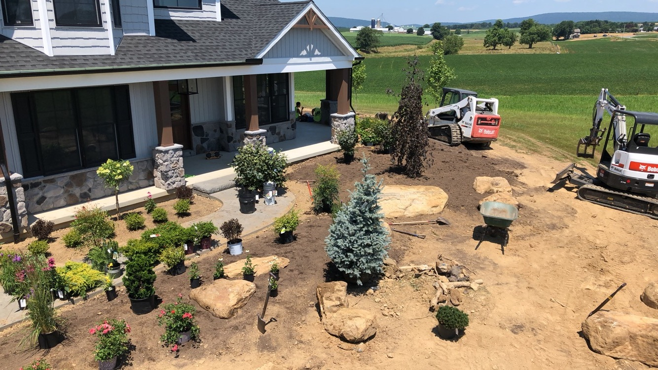 Challenges of Year-Round Lawn Care in Berks County, PA