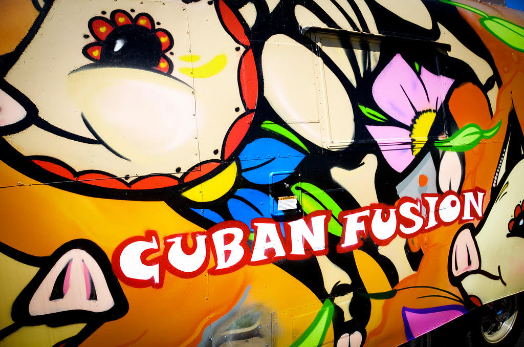 "WHERE WILL ""JIMMIE"" CUBAN FUSION FOOD TRUCK BE NEXT?   Don't walk, run to the next Cuban Fusion location! Cuban Fusion is coming to a hot spot near you!   FIND US!"