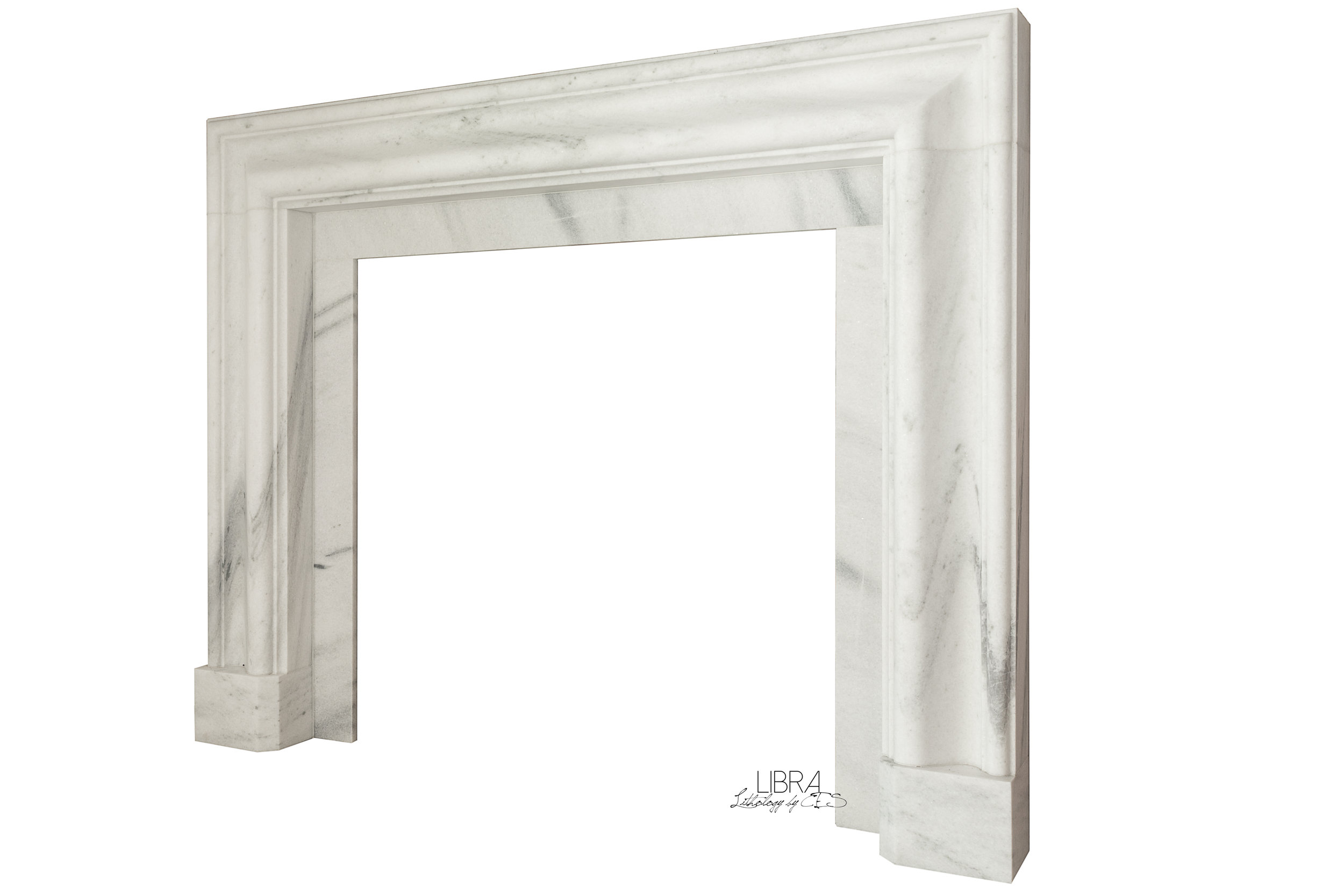 Libra Side View White Marble.jpg