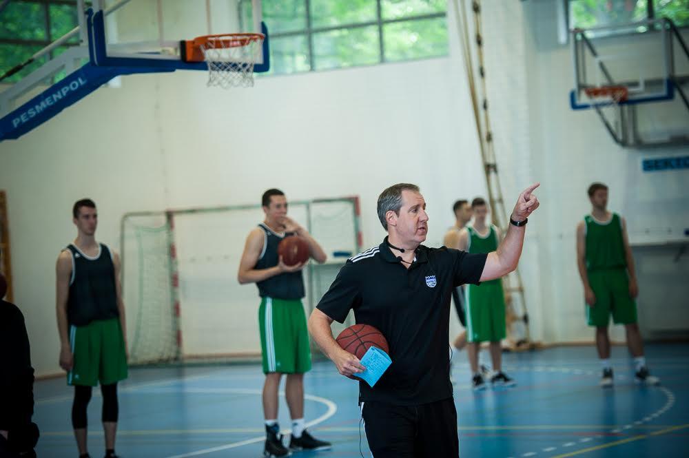 Bryan Gates, Assistant Coach, Sacramento Kings