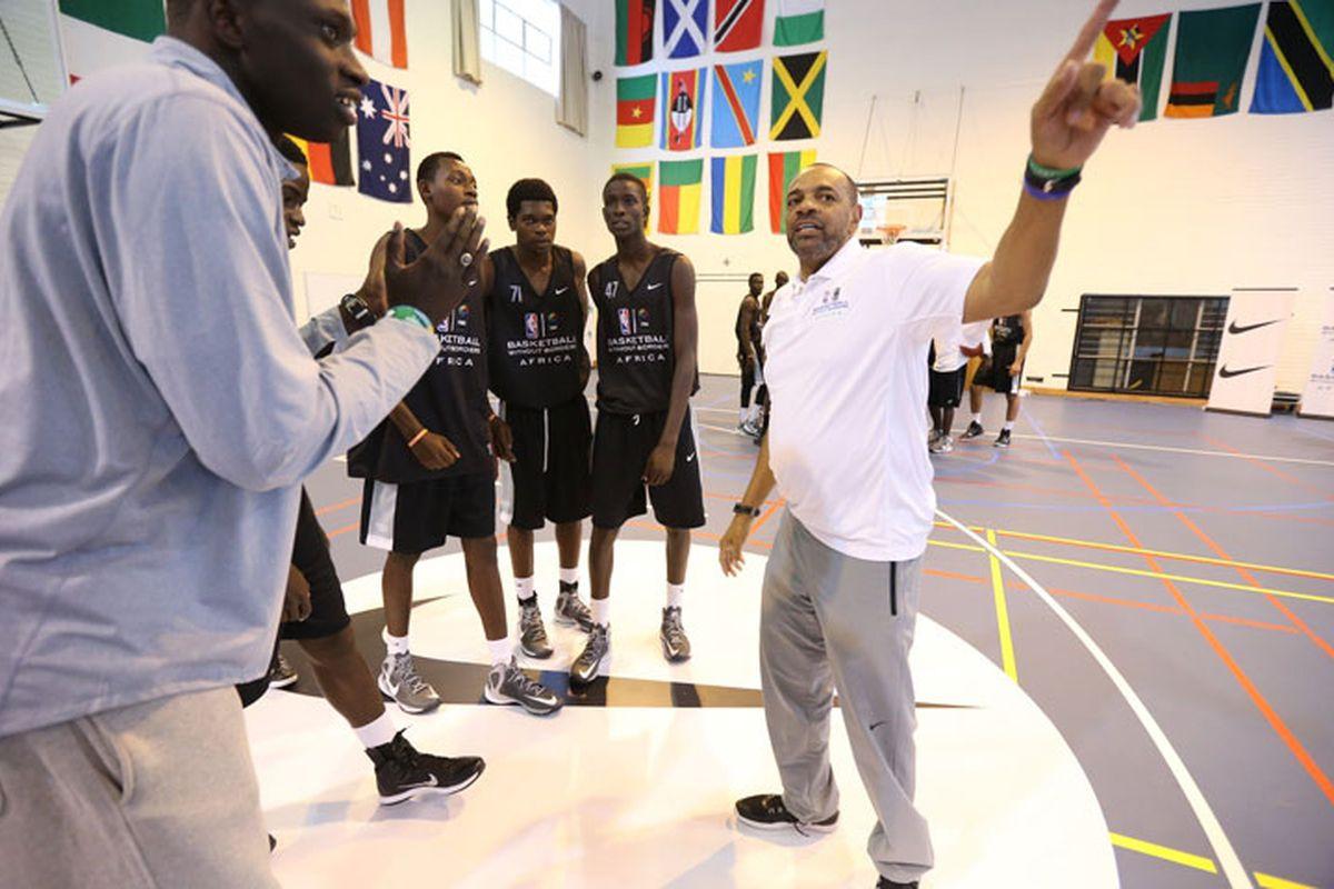 Lionel Hollins, Assistant Coach, Los Angeles Lakers
