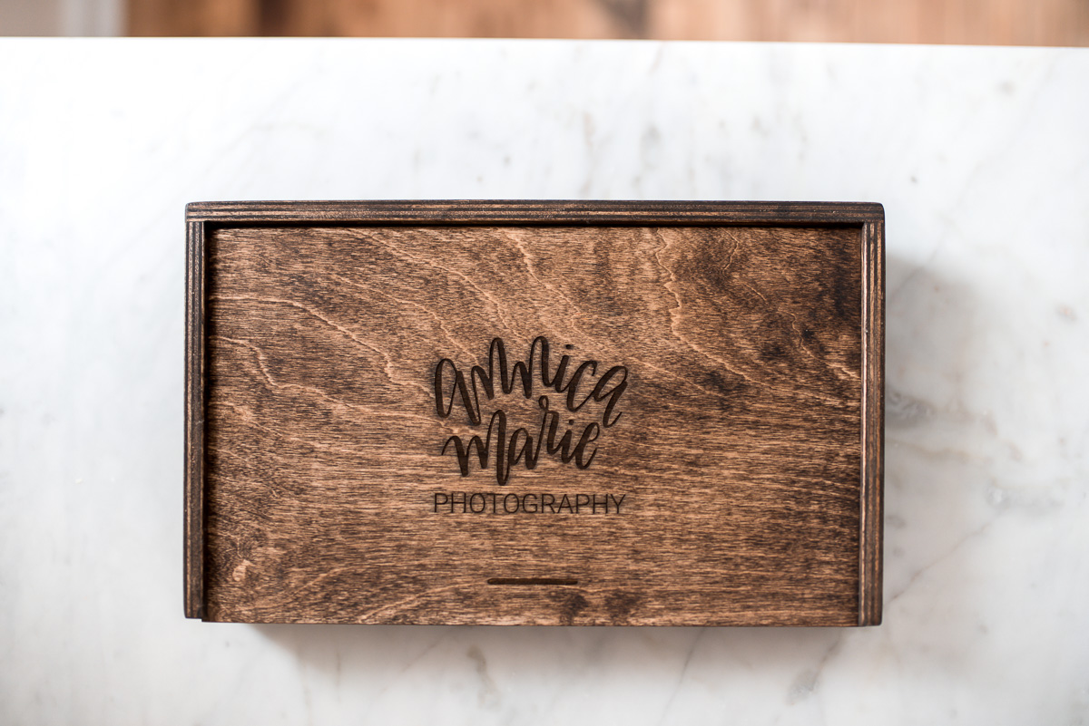 Gorgeous Keepsake Box in Walnut