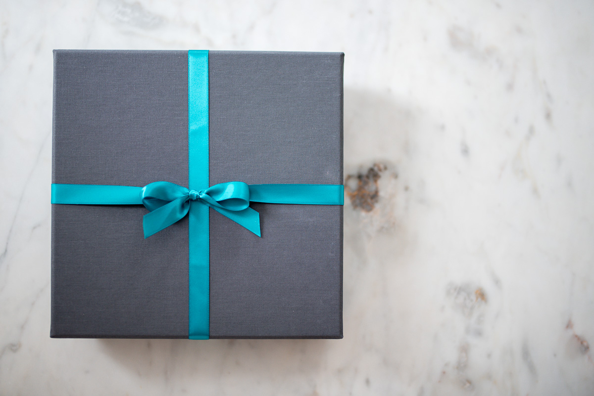 Luxury Album Comes in a Gift Box