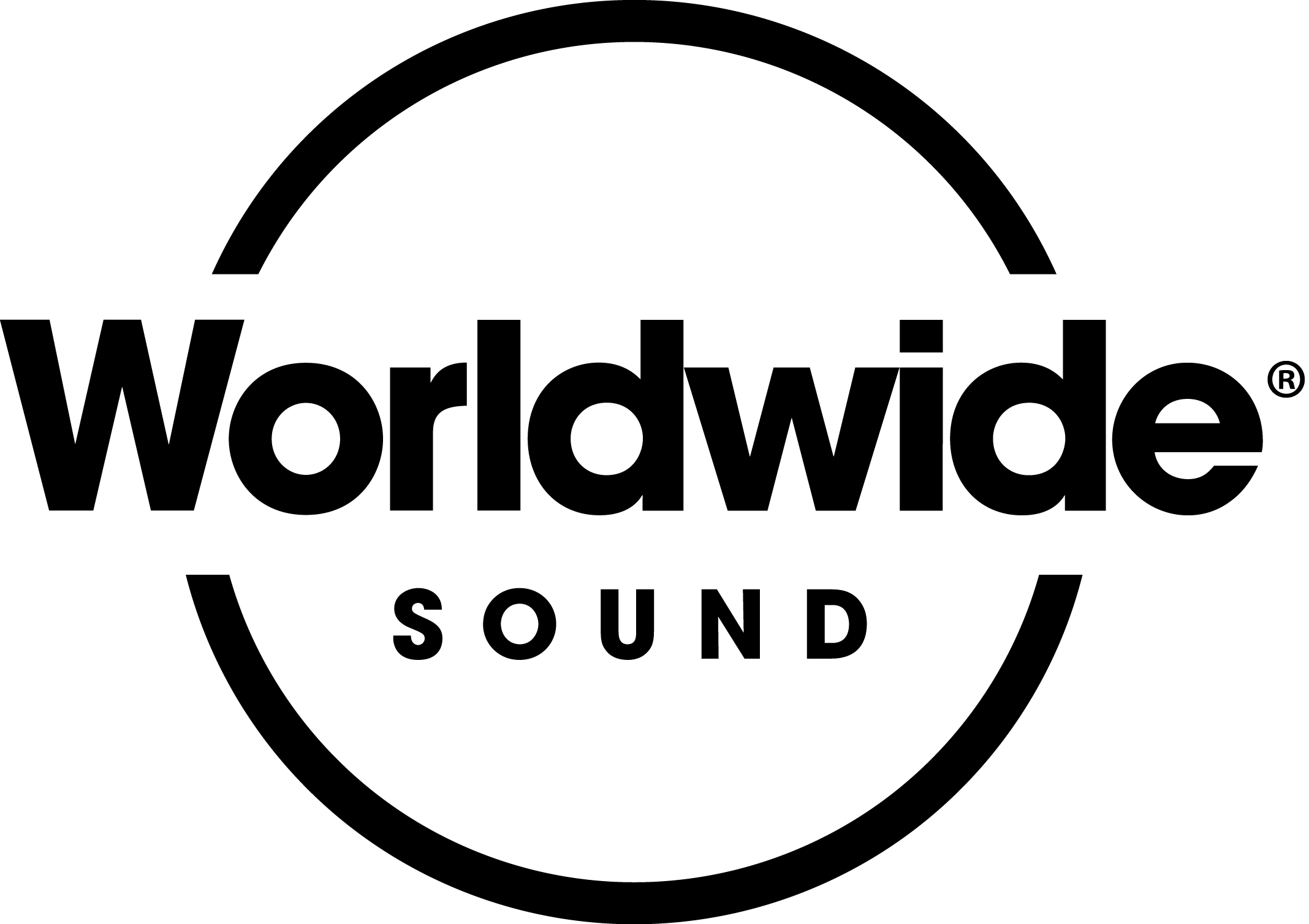WORLDWIDE SOUND - BLACK