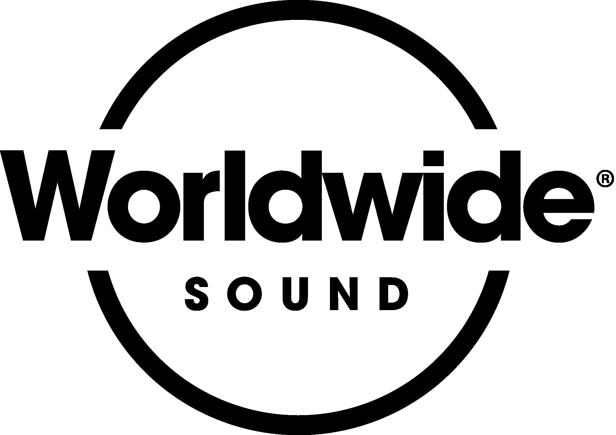 WORLDWIDE SOUND - BLACK