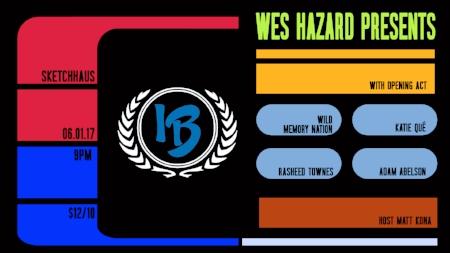 Wes Hazard Presents