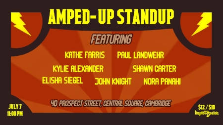 Amped Up Standup