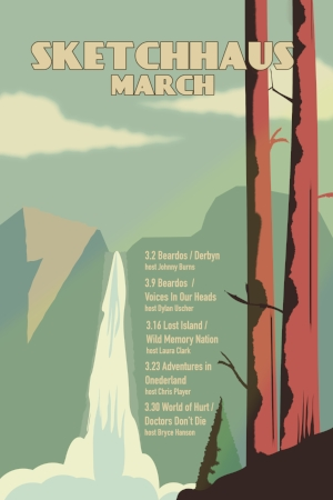 March SketchHaus 17