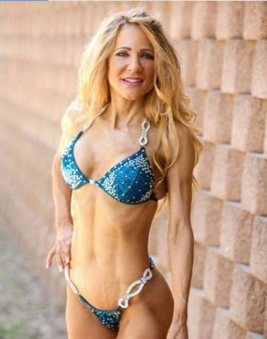 Caroline Kyhl - 55 Years Young
