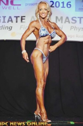 Suzanne Ladouceur - 55 Years Young