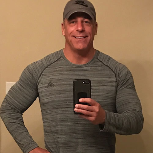 Brett Yarbrough - 51 Years Young