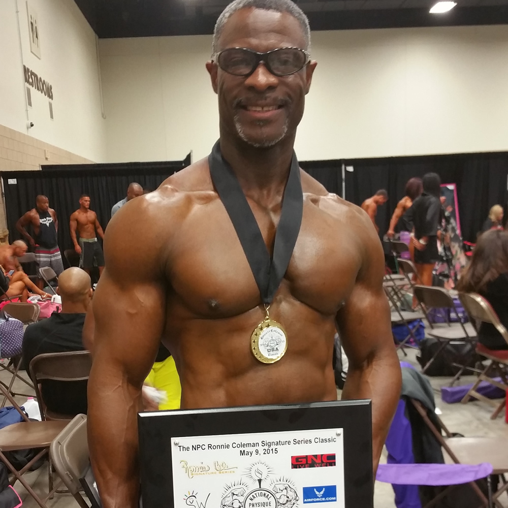 Floyd Williams - 53 Years Young