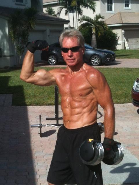 Gerry Mansolill - 62 Years Young
