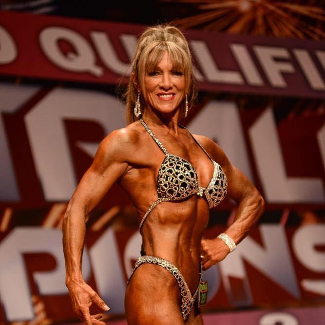 Kathleen Simpson- 61 Years Young