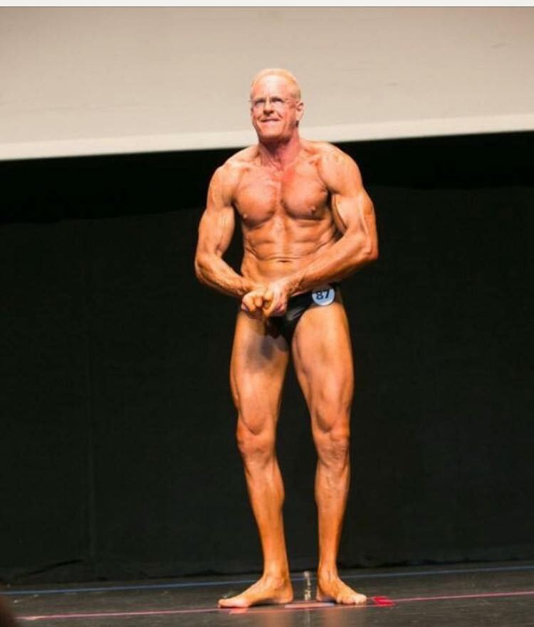 Mark Childress - 54 Years Young