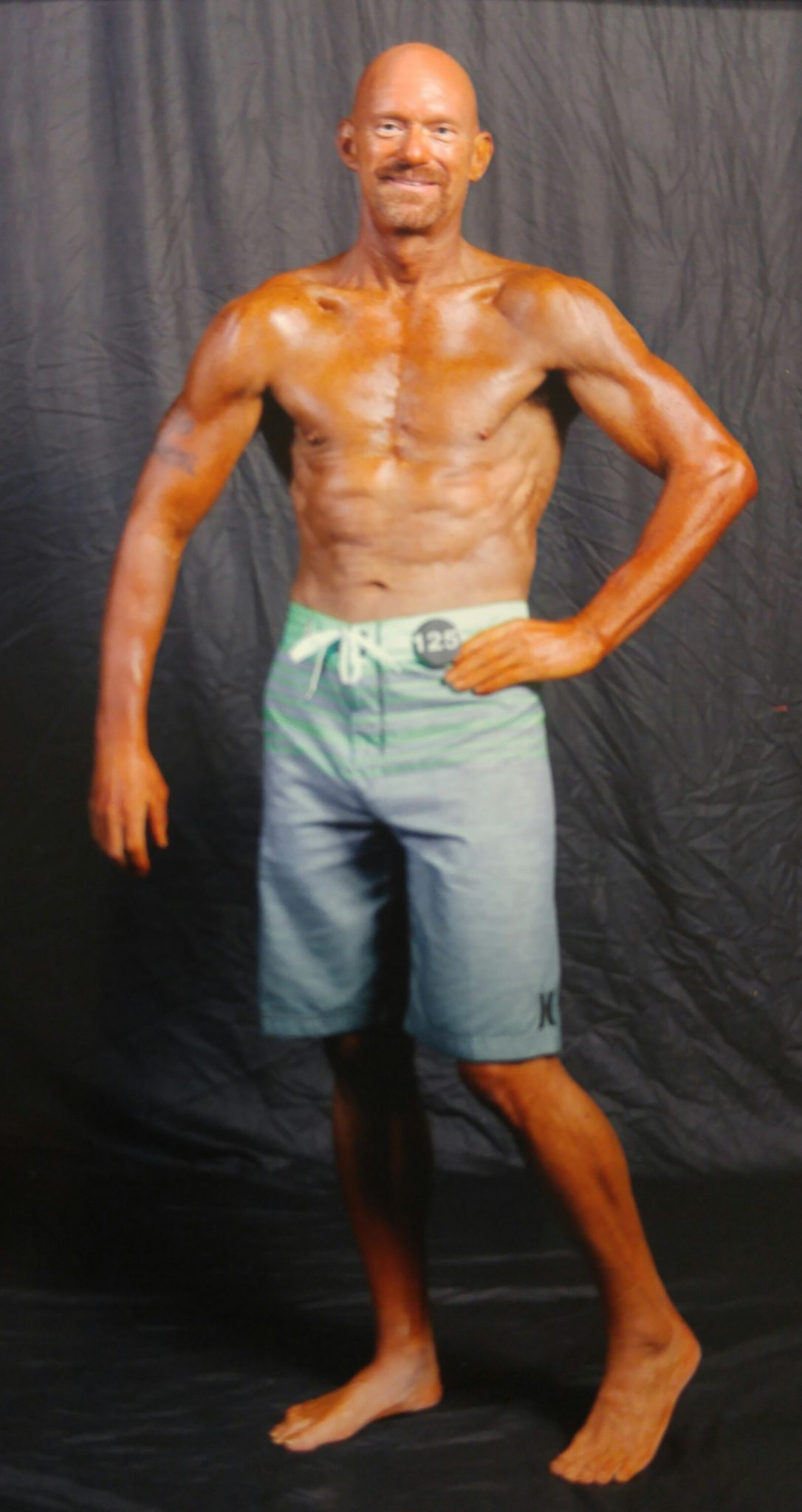 Michael Geiselman - 56 Years Young