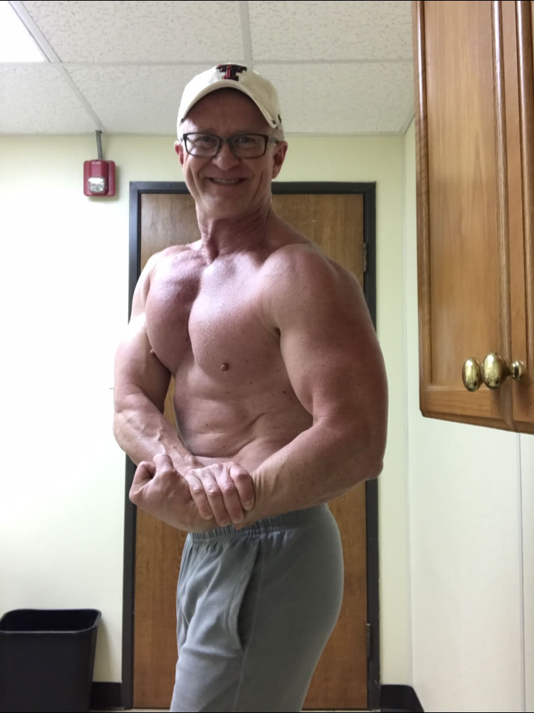 Mike Hamilton - 56 Years Young