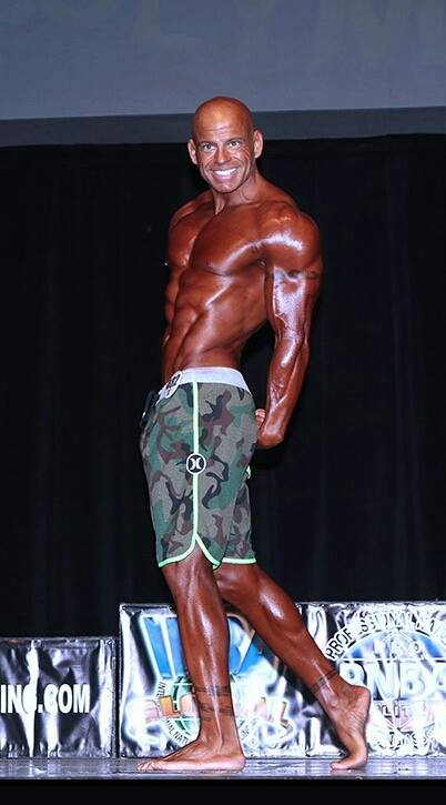 Omar Overturf - 46 Years Young