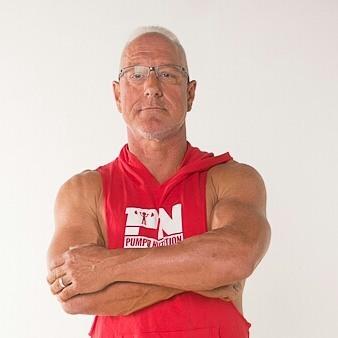 Scott Cooper - 56 Years Young
