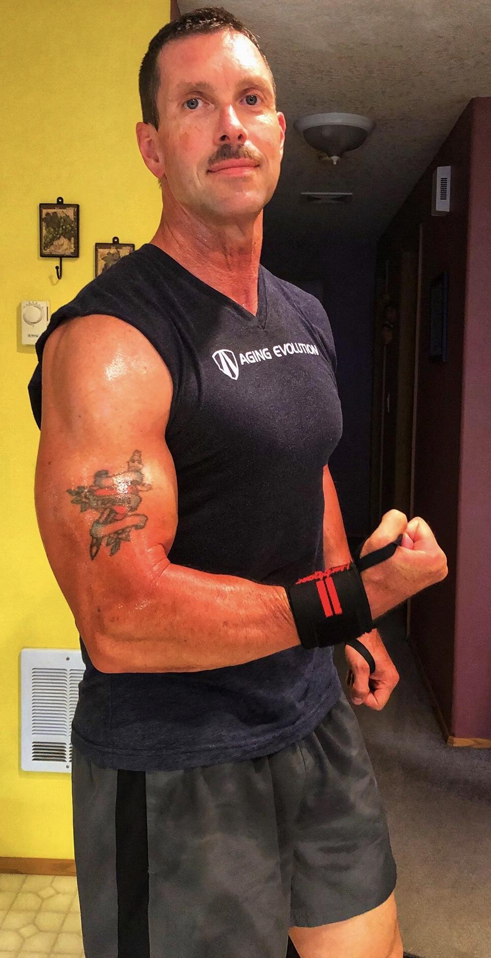 Scott Cargin - 54 Years Young