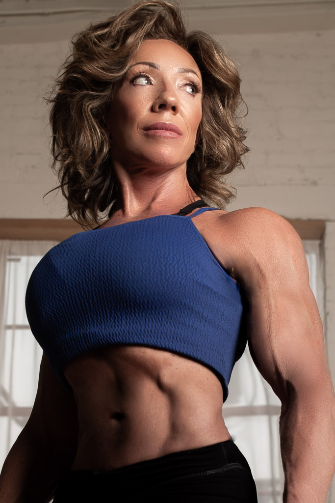 Susan McGee - 64 Years Young