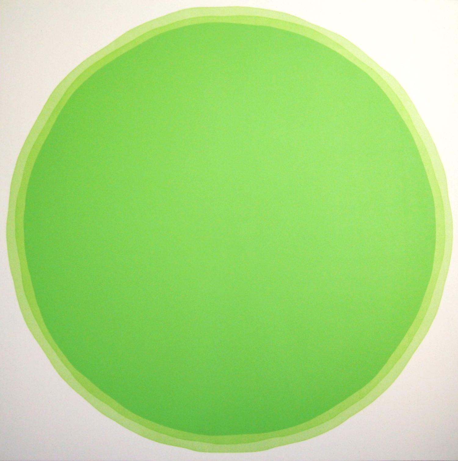 SACRED GREEN/rouge glow
