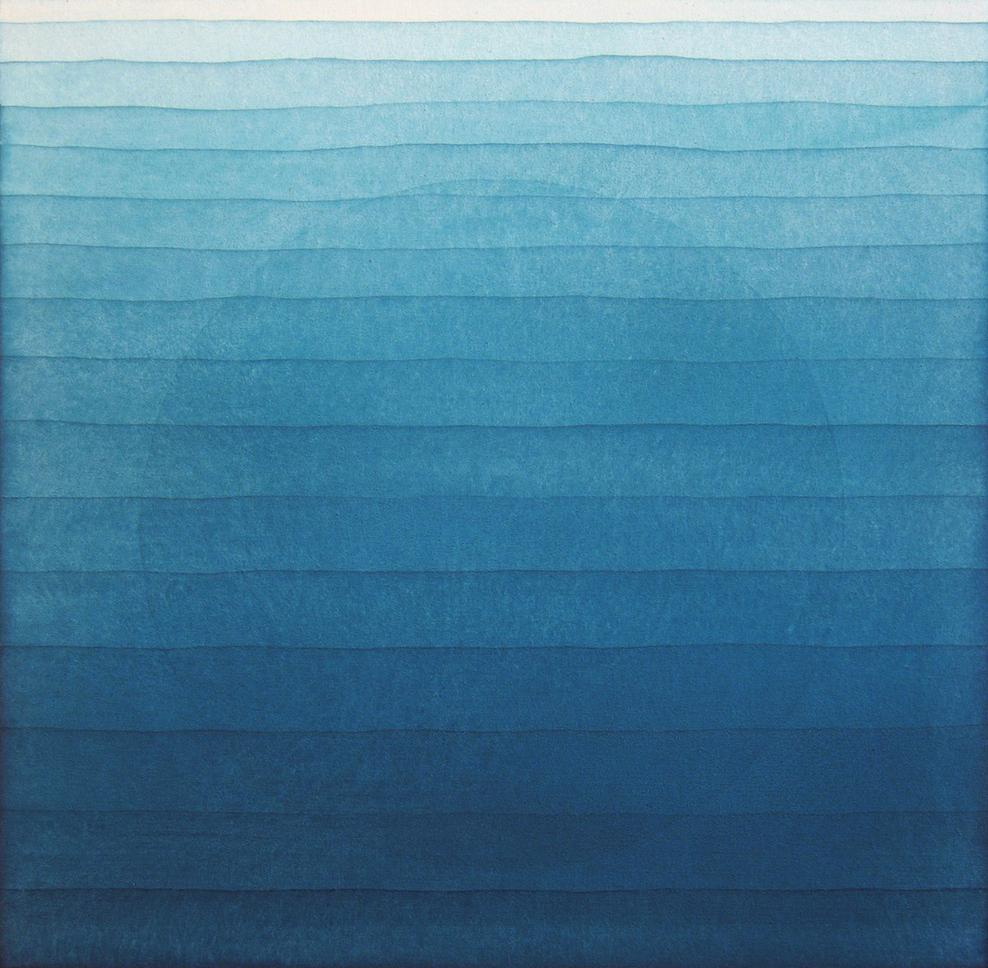 Viridian Blue Immersion