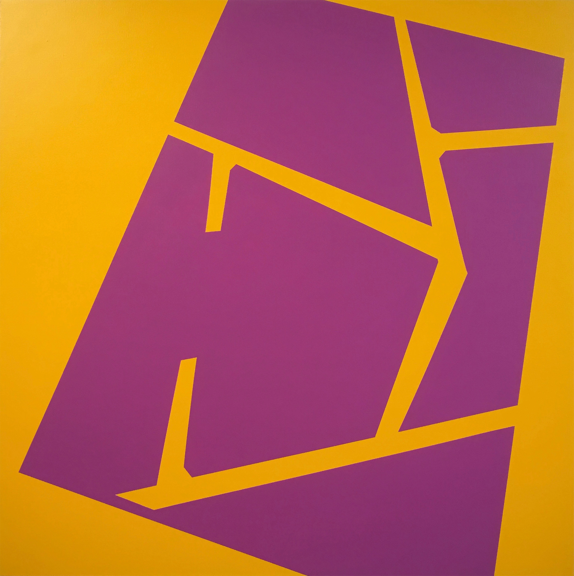 PLACE OF DIFFERENCE: Purple Magenta and Deep Yellow