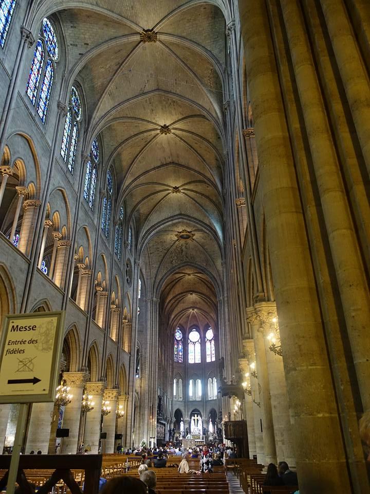 Notre Dame - Our Lady of Paris