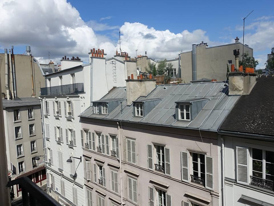 View from Our Room -- Hotel Tilsitt Etoile