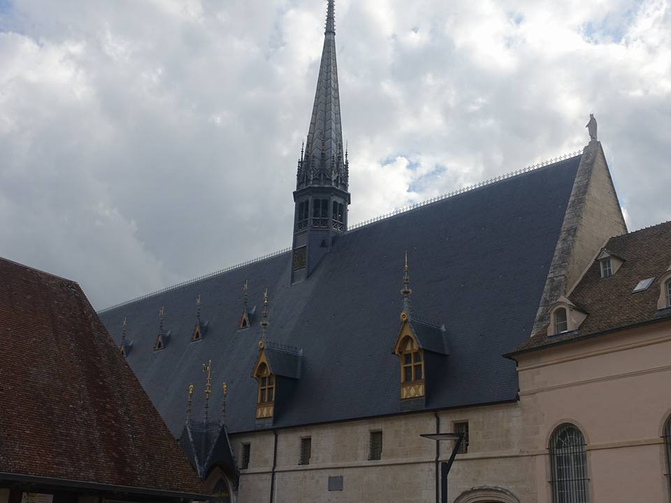 Basilique Notre Dame, Beaune, Burgundy, France
