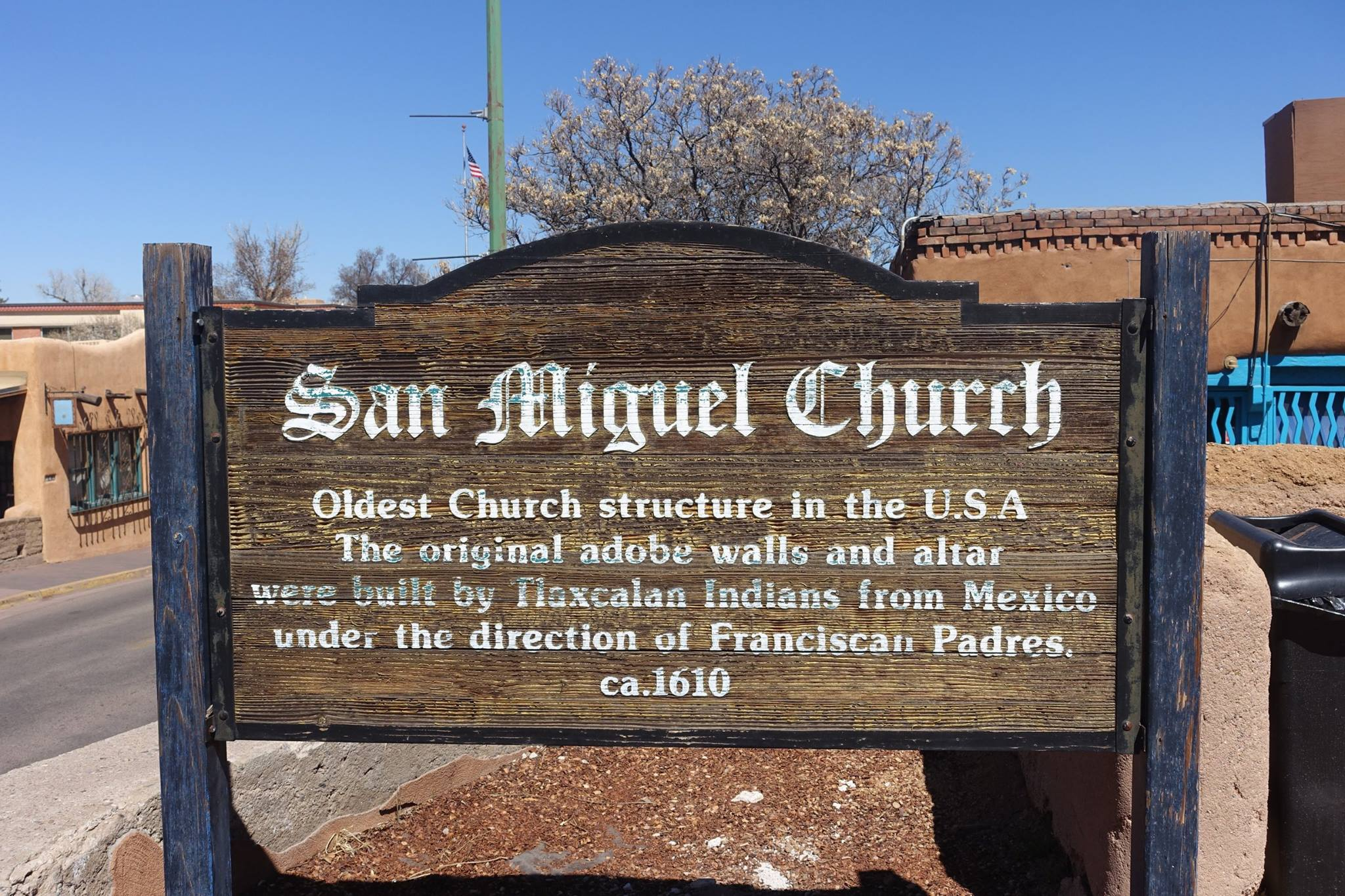 Santa Fe Plaza Sightseeing