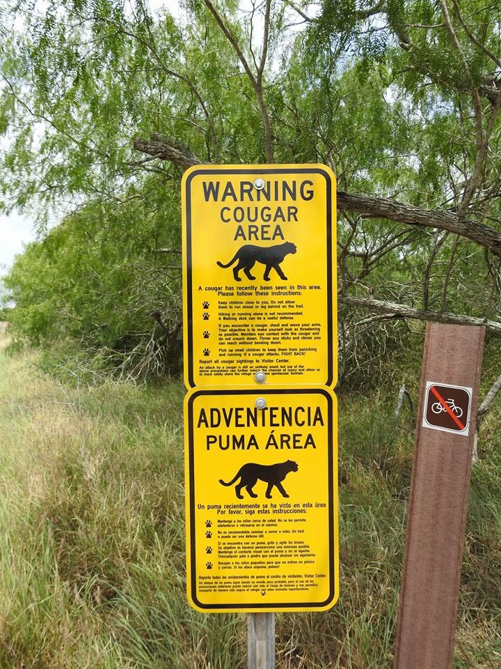 Wildlife Refuge trail