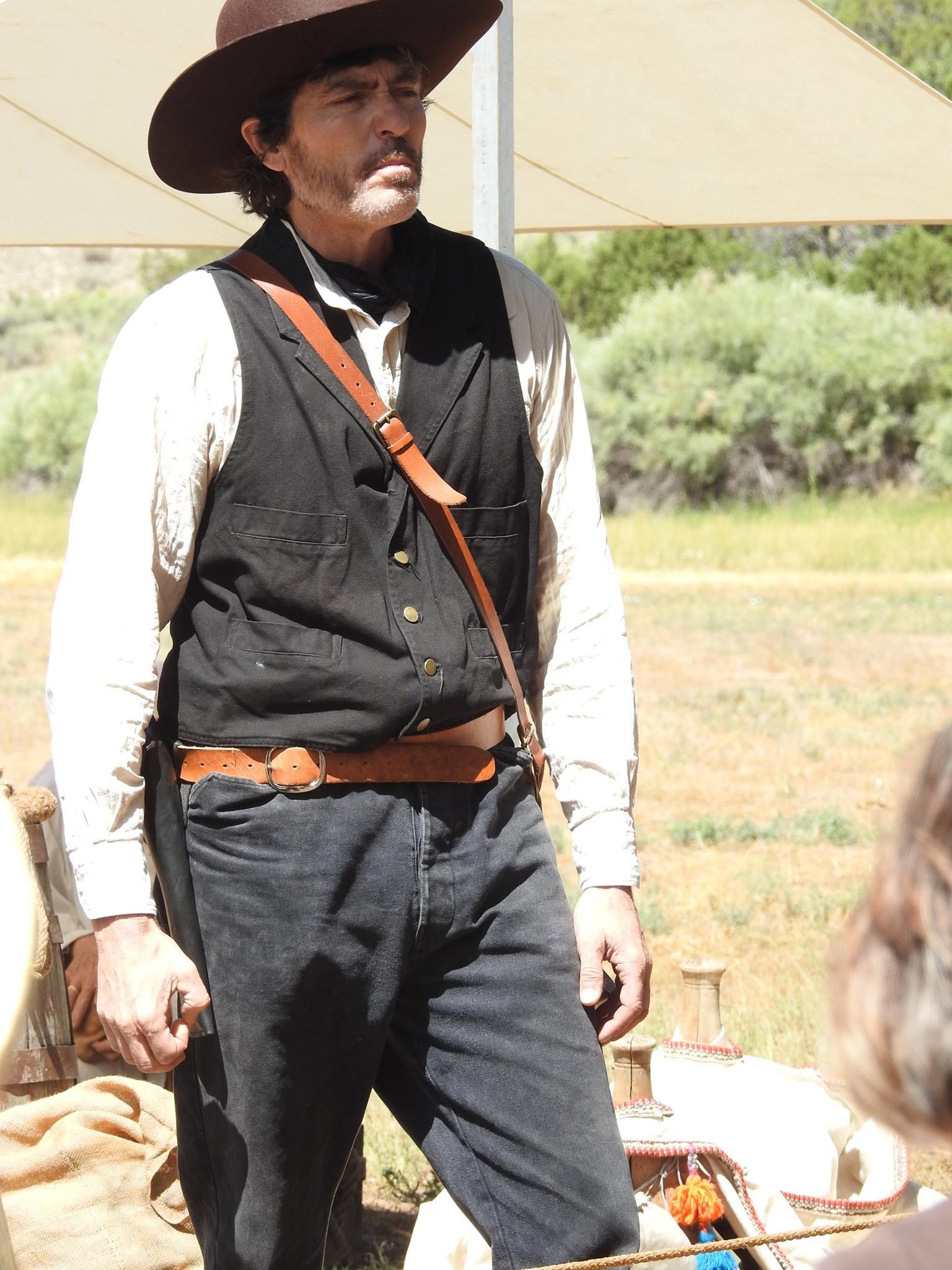 El Rancho de Las Golandrinas-Wild West Adventures