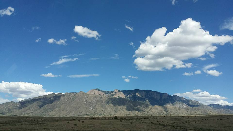 Sandia Peak, Albuquerque