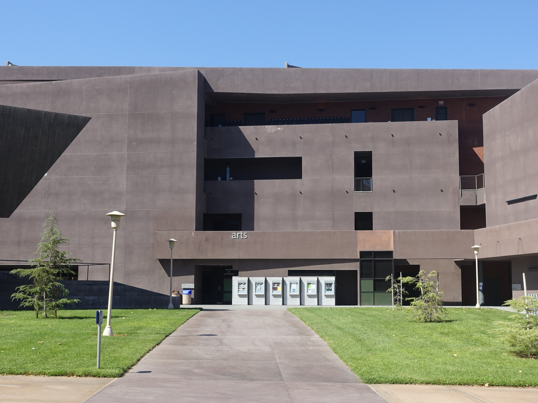 UCR Arts Building