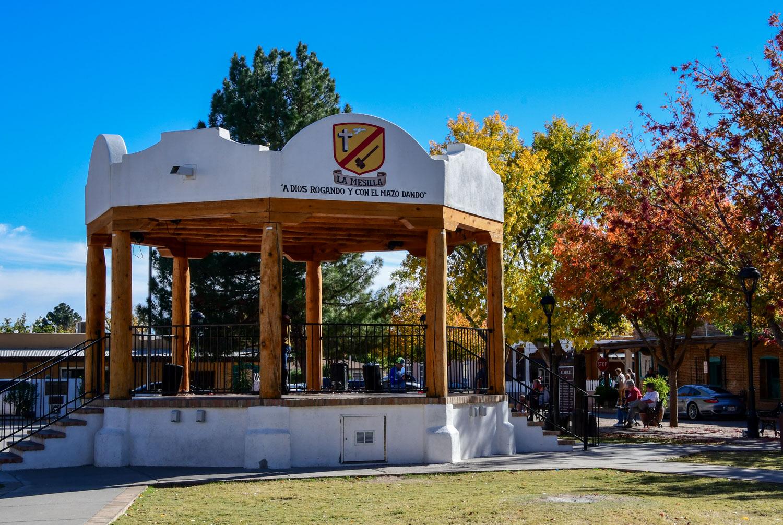 Mesilla Plaza Gazebo